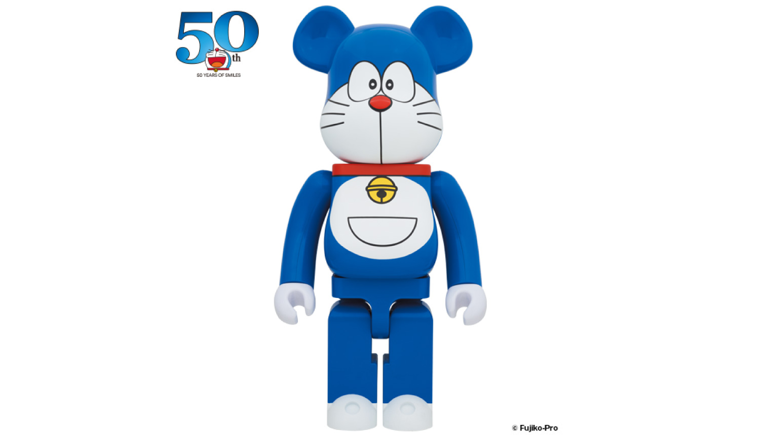 ドラえもん-BE@RBRICK-Doraemon-哆啦A夢