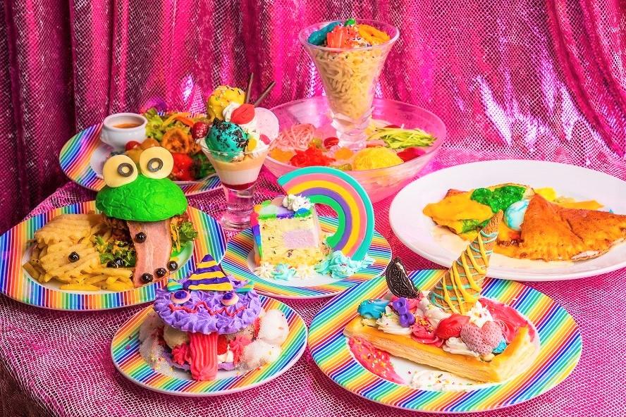 KAWAII-MONSTER-CAFE 5 year anniversary-かわいいモンスターカフェ5周年-可愛怪獸咖啡19