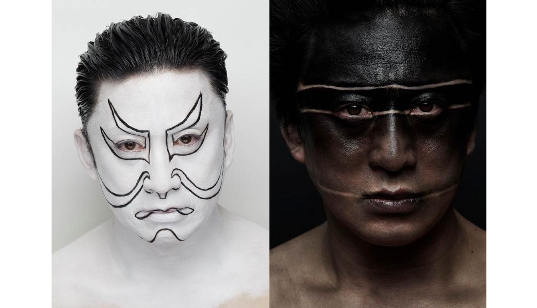 歌舞伎化粧「Kesho」Kabuki-Makeup-Kesho-歌舞化妝