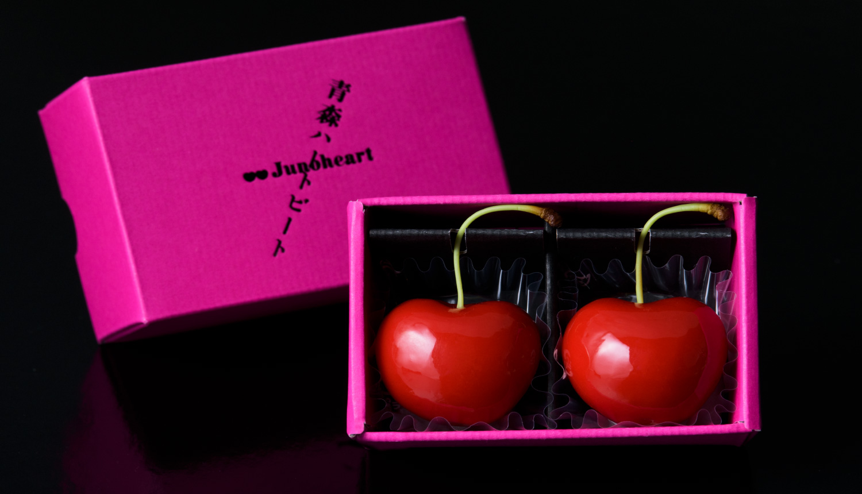 ジュノハート-Heart-shaped-cherries-心形櫻桃