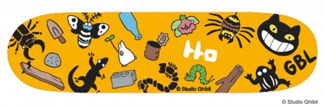 澀谷 Shibuy 渋谷 GBL 吉卜力 Studio Ghibli スタジオジブリ ミヤシタパーク Miyashita park スケートボード_となりのトトロ