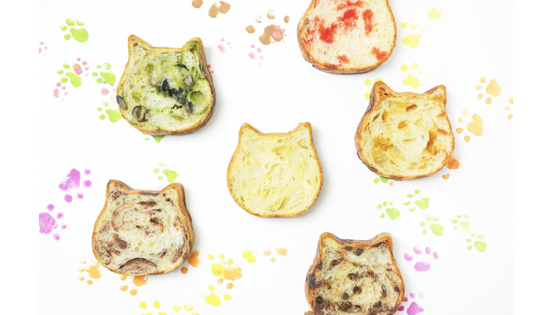 東京ねこねこ銀座-Tokyo-neko-neko-Ginza-bread猫麵包