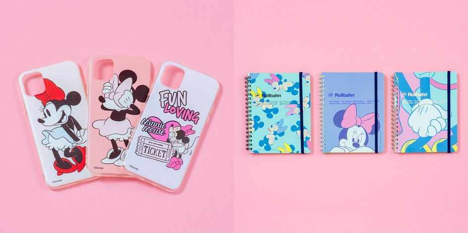 "Disney ""Positively MINNIE"" Campaign キャンペーン 迪士尼4"