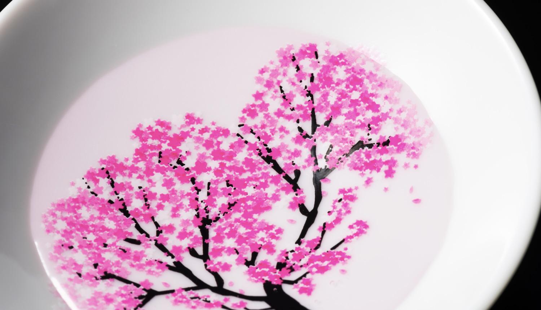 桜の平盃百貨店-Sakura-Plate櫻花_