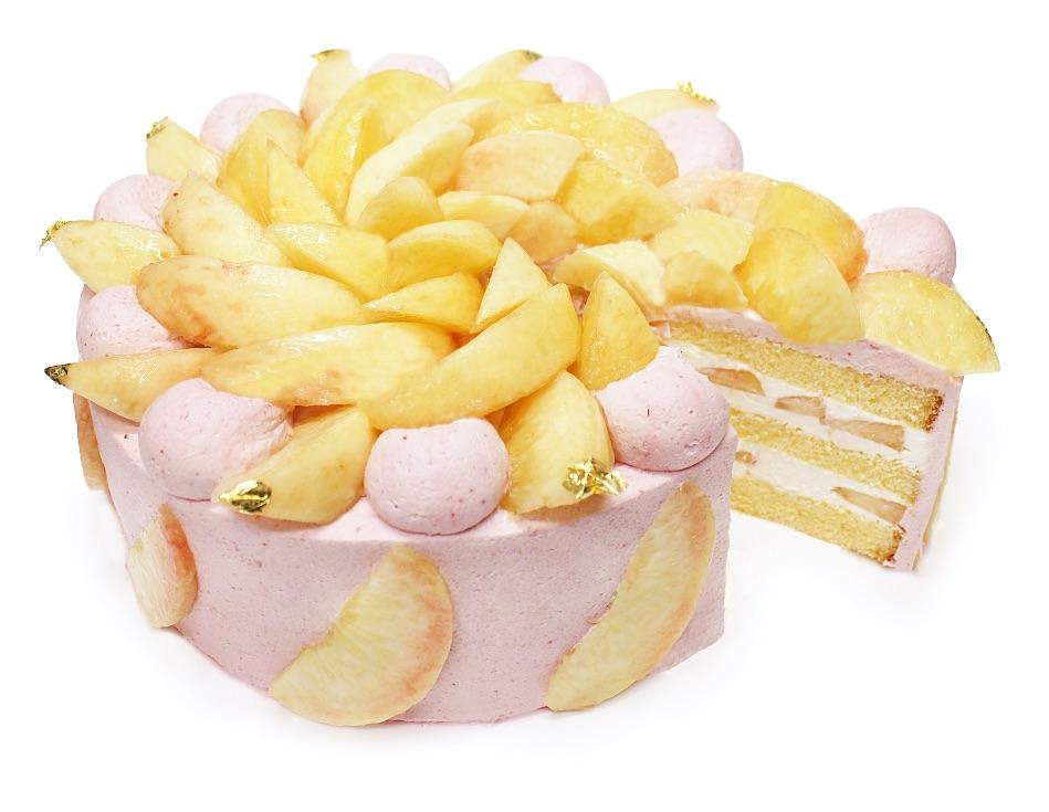 桃源郷 スイーツ Peach dessert 甜點3
