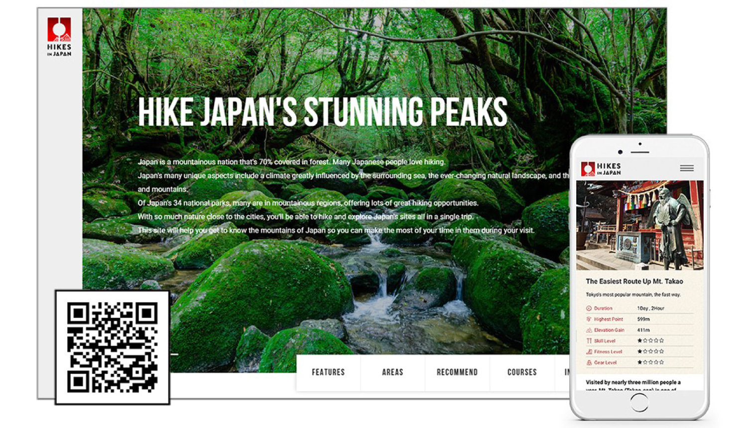 HIKES-IN-JAPAN-登山情報ページ
