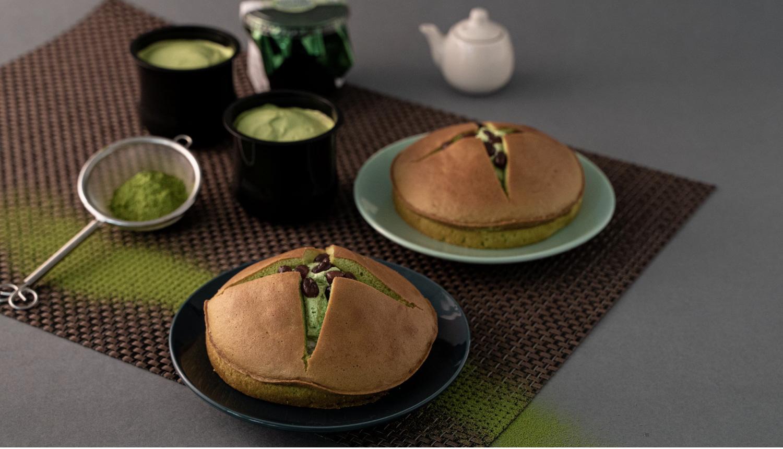 抹茶スイーツ-上林春松本店監修-Matcha-desserts-抹茶-甜點