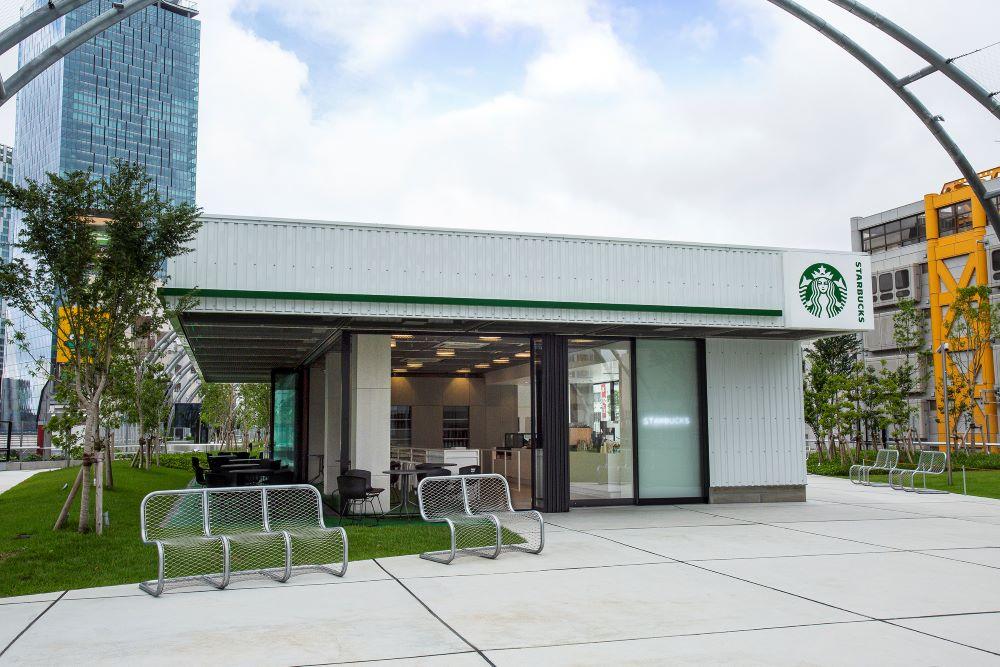 スターバックス コーヒー MIYASHITA PARK店 Starbucks Coffee MIYASHI PARK 星巴克公園