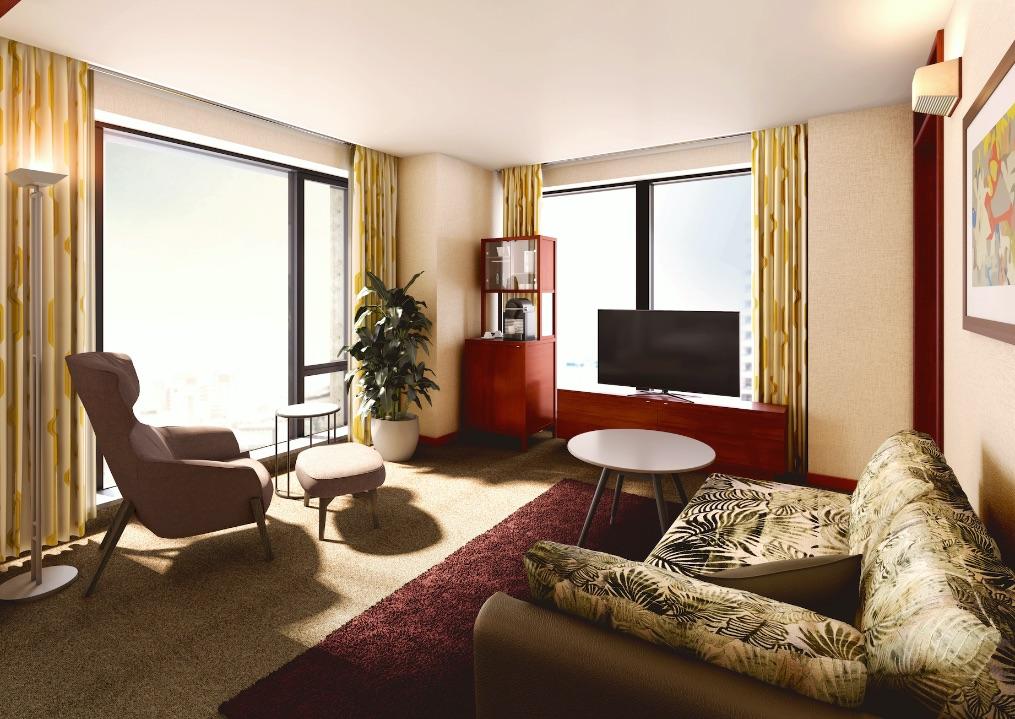 THE AOYAMA GRAND HOTEL 旅館 ホテル
