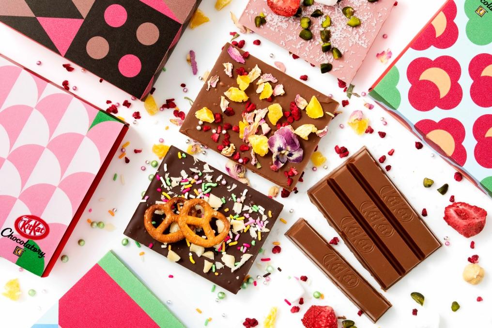 キットカット ショコラトリー ミヤシタパーク渋谷店 KitKat Chocolatory Shibuya 奇巧甜点3