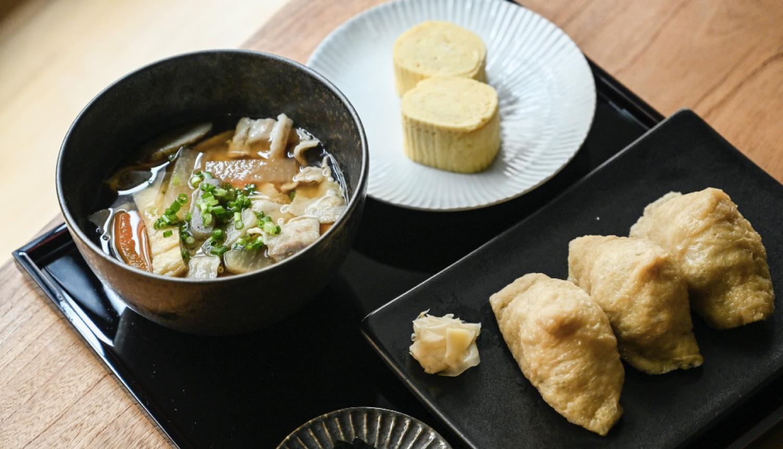 京都-釣狐大阪国際空港-Osaka-food-在大阪