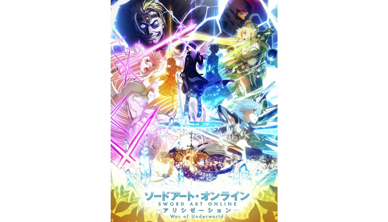 SAO-Alicization-War-of-Underworld-刀劍神域-ソードアートオンライン