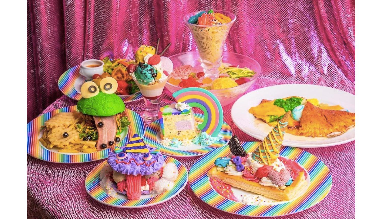 KAWAII-MONSTER-CAFE-5-year-anniversary-かわいいモンスターカフェ5周年-可愛怪獸咖啡5