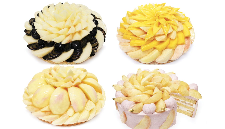 桃源郷-スイーツ-Peach-dessert-甜點