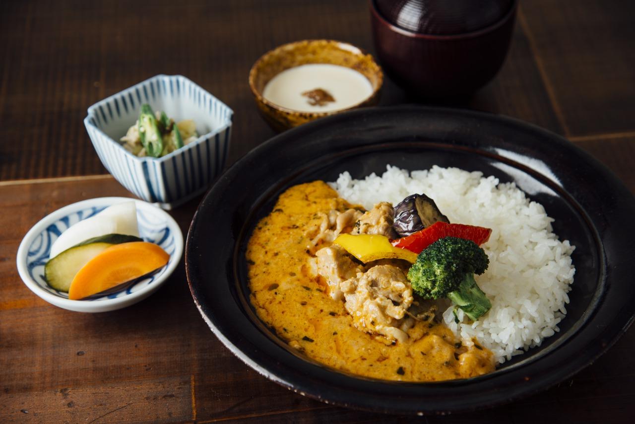 SPiCE Cafe×AKOMEYA TOKYOカレーカフェ咖哩咖啡館10