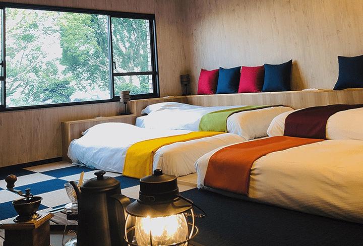 ホテルアンダピング Hotel ANDAPING 旅館