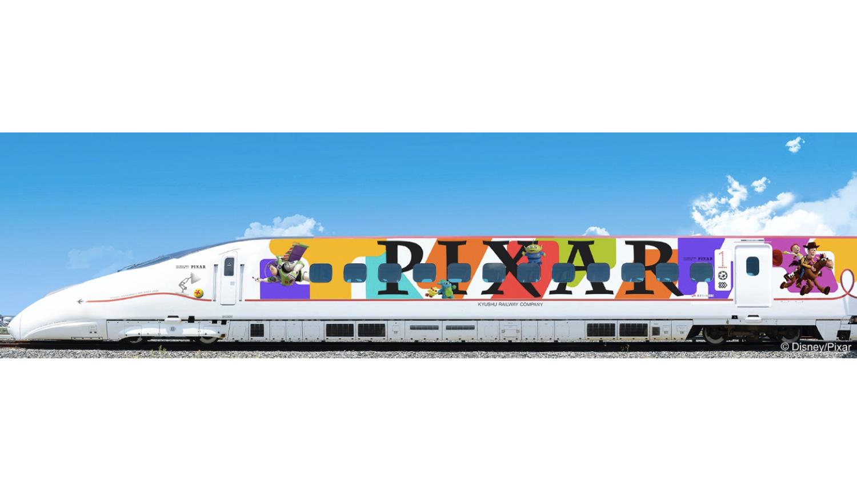ピクサー新幹線-Pixar-Bullet-Train-Pixar-新幹線皮克斯設計的新幹