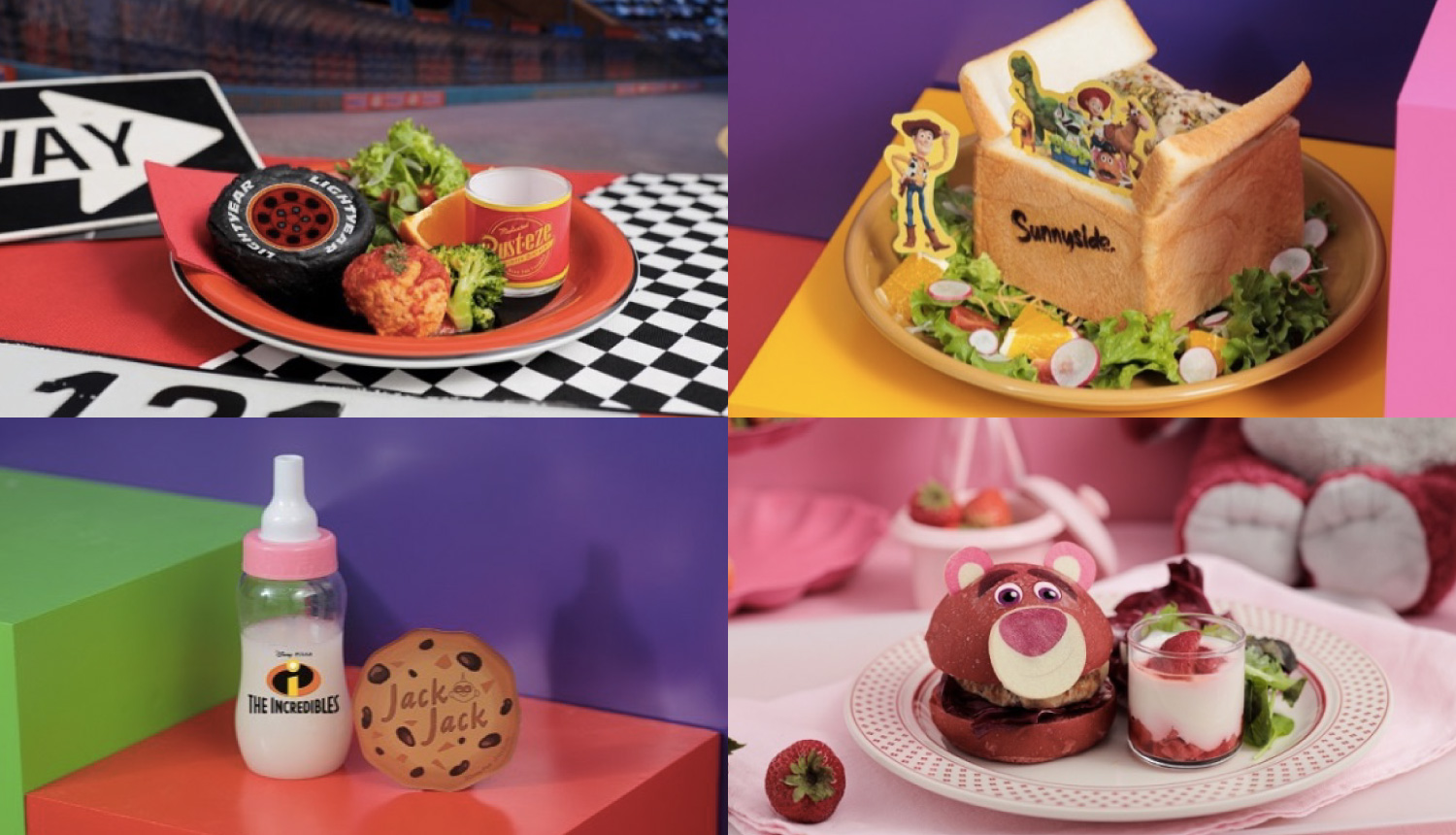 ピクサーフェスト」OH-MY-CAFE-PIXAR-FESTIVAL-OH-MY-CAFE-皮克斯咖啡