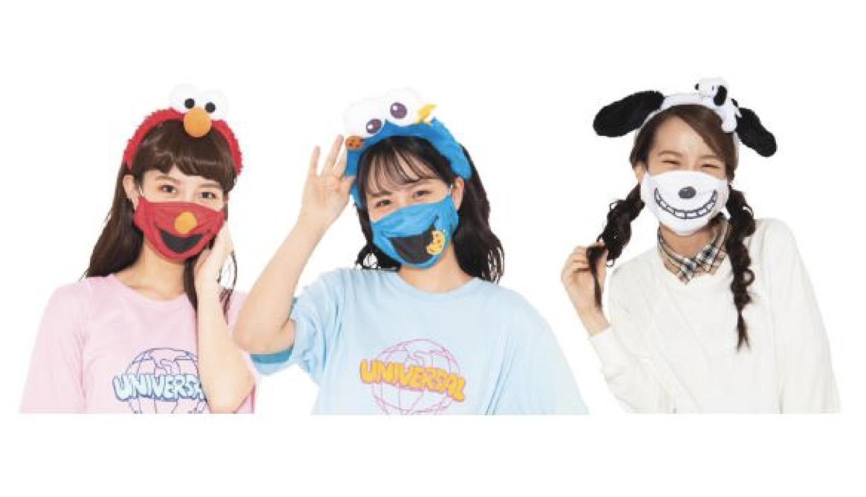 USJ-マスク-Universal-Studios-Japan-masks-日本環球影城-口罩