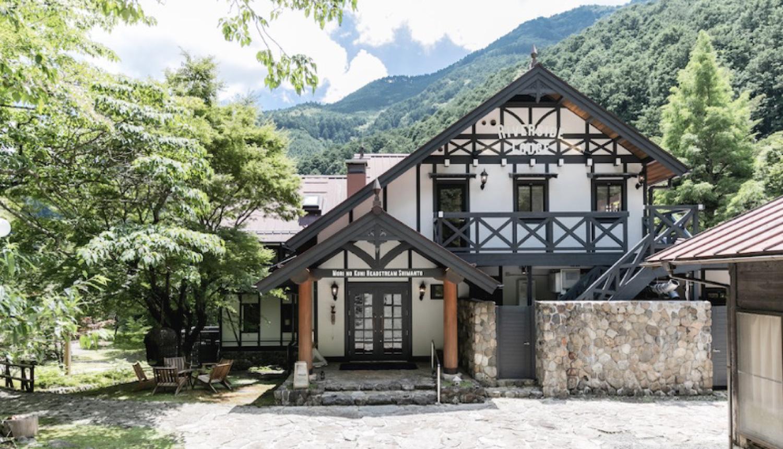 水際のロッジ愛媛県-Aichi-lodge愛知旅館