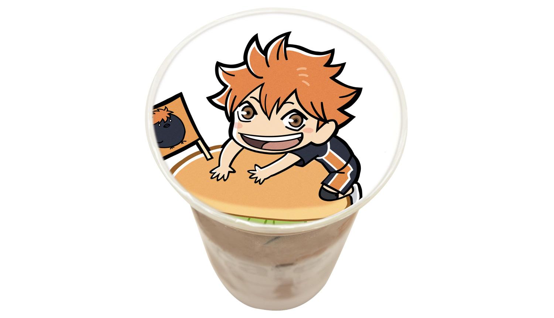 アニメイトカフェグラッテ仙台ハイキュー!!-Animate-Cafe-Haikyu排球少年ANIMATE