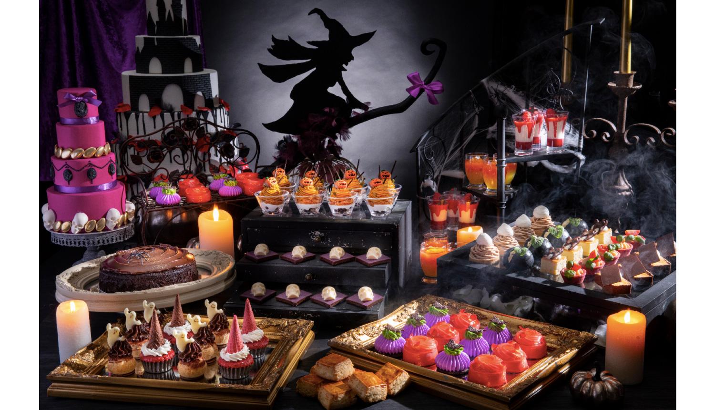 ハロウィン・スイーツビュッフェ-Halloween-Sweets-Buffet-萬聖節-甜點