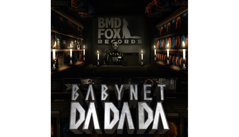 BABYMETAL-ベビーメタルベビネットDA-DA-DA