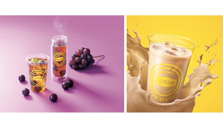 Lipton-TEA-STAND-リプトン-ティスタンド茶