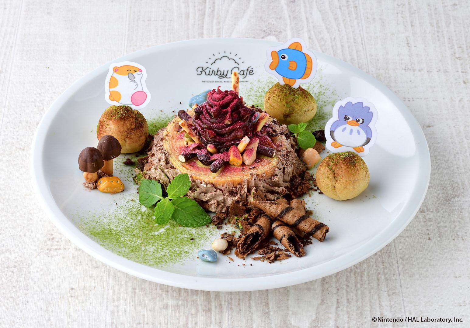 星のカービィ 秋の限定メニュー星之卡比咖啡廳 Kirby Cafe3