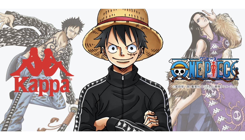 kappa-ワンピース-kappa-One-Piece-航海王
