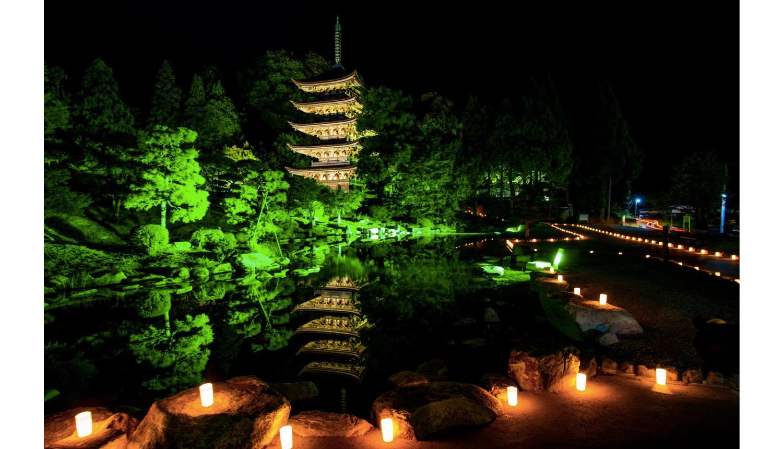 山口ゆらめき回廊-Yamaguchi-Prefecture-光雕投影