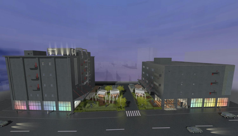 TERRADA-ART-COMPLEX-天王洲のアート複合施設-藝術