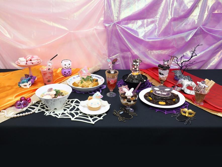 PURO HALLOWEEN PARTY サンリオ ピューロランド ハロウイン 萬聖節 三麗鷗 三麗鷗彩虹樂園5