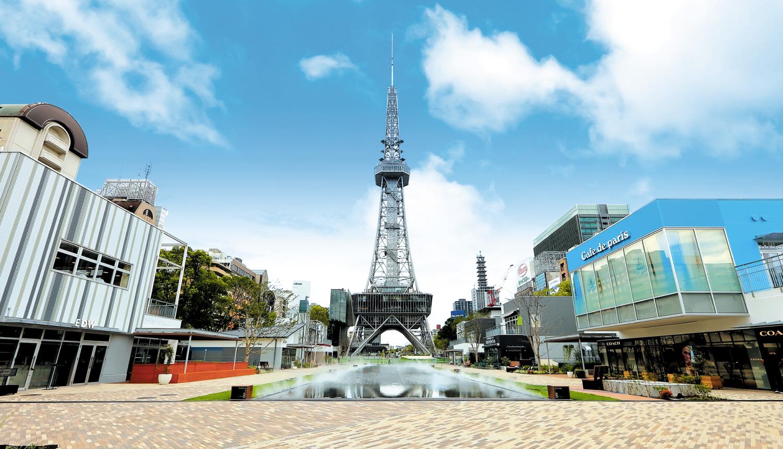RAYARD-Hisaya-odori-Park-Nagoya-名古屋