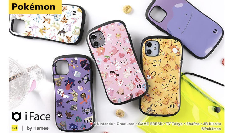 ポケットモ-ンスター-スマホケース-Pokemon-Smartphone-cases-精靈寶可夢-手機殼