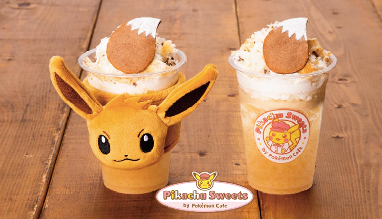 _ポケモンカフェ-Pokemon-Cafe-Eevee-精靈寶可夢-咖啡廳