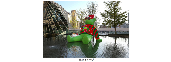 Grand-Wish-Christmas-2020-クリスマスイルミネーション-聖誕節-光雕投影5