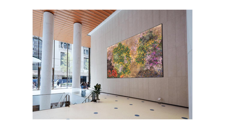 Teamlab–NY-Publicart-Grand-central-station-テームラボ パブリックアート ニューヨーク グランドセントラルステーション_バナー