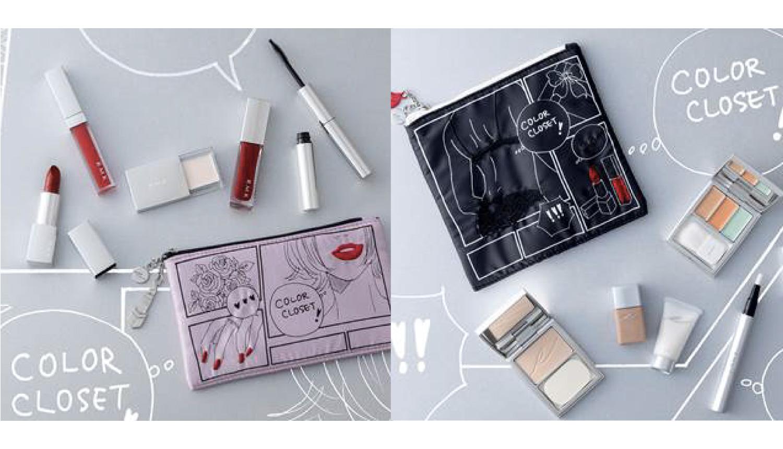 桜沢エリカとRMKコラボコスメ-美妝-化妝品-Erica-Sakurazawa-cosmetics-collection-