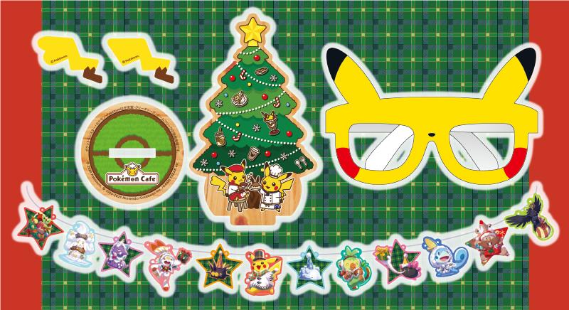 「ポケモンカフェ」&「ピカチュウスイーツ」-Pokemon-Cafe-Pikachu-Sweets-Christmas-2020-精靈寶可夢-聖誕節3