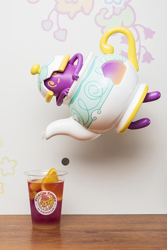ポケモンカフェ ポットデスとティータイム Pokemon Cafe 精靈寶可夢2