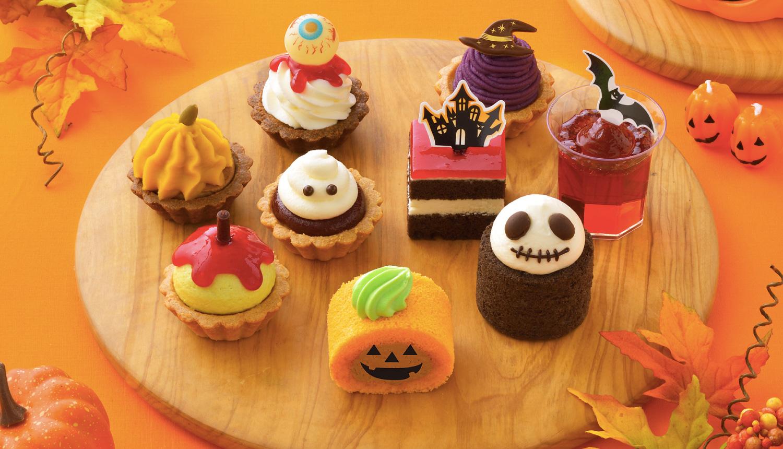 銀座コージーコーナーハロウイン-Ginza-Cozy-Corner-Halloween-萬聖節-甜點