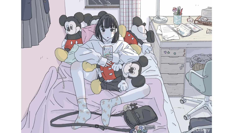 六本木ヒルズ「ミッキーマウス展」-Roppongi-Hills-Mickey-Mouse–藝術展-迪士尼-六本木