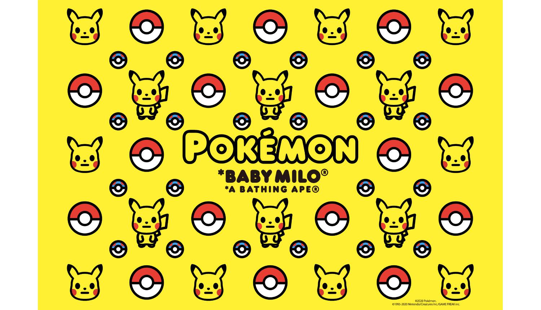 A-BATHING-APE®-「Pokémon」-ポケモンベイプ-精靈寶可夢2