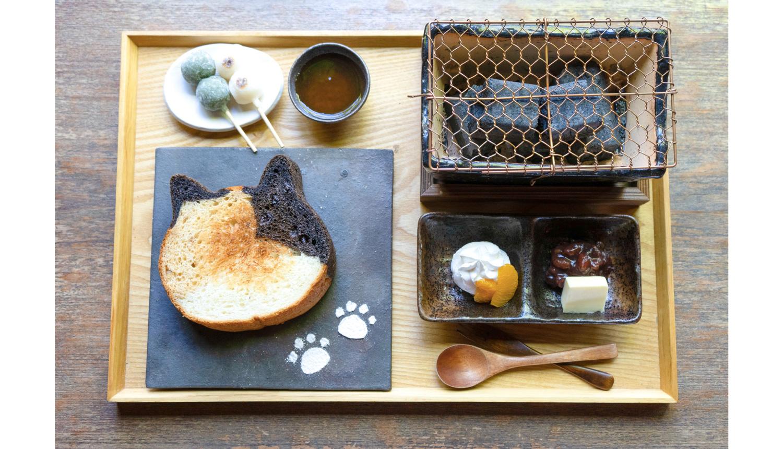 eXcafe祇園ねこねこパン-Kyoto-cafe-Neko-neko-bread-麵包