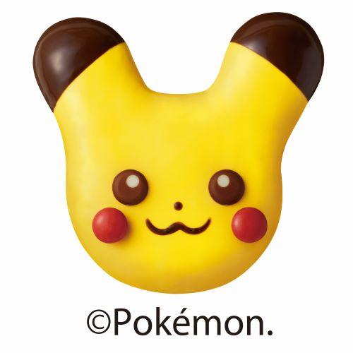 ポケモンセンターカナザワ Pokemon doughnuts 精靈寶可夢 甜點