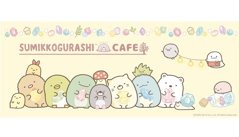 すみっコぐらし-もぐらのおうちカフェ-Sumikko-Gurashi-café-角落生物-主題咖啡廳5