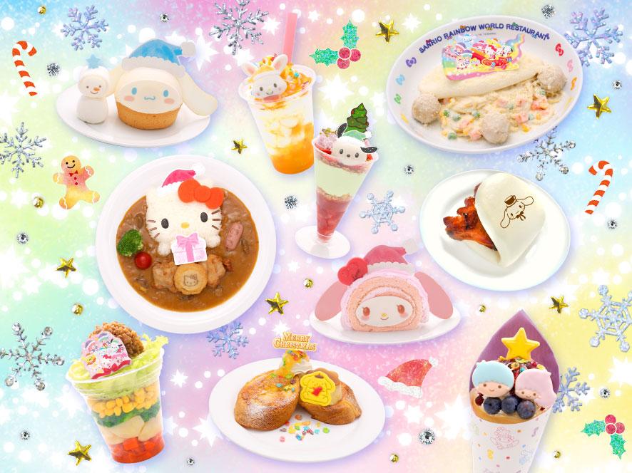 PURO RAINBOW CHRISTMAS ピューロ レインボー クリスマス 三麗鷗樂園 聖誕節8