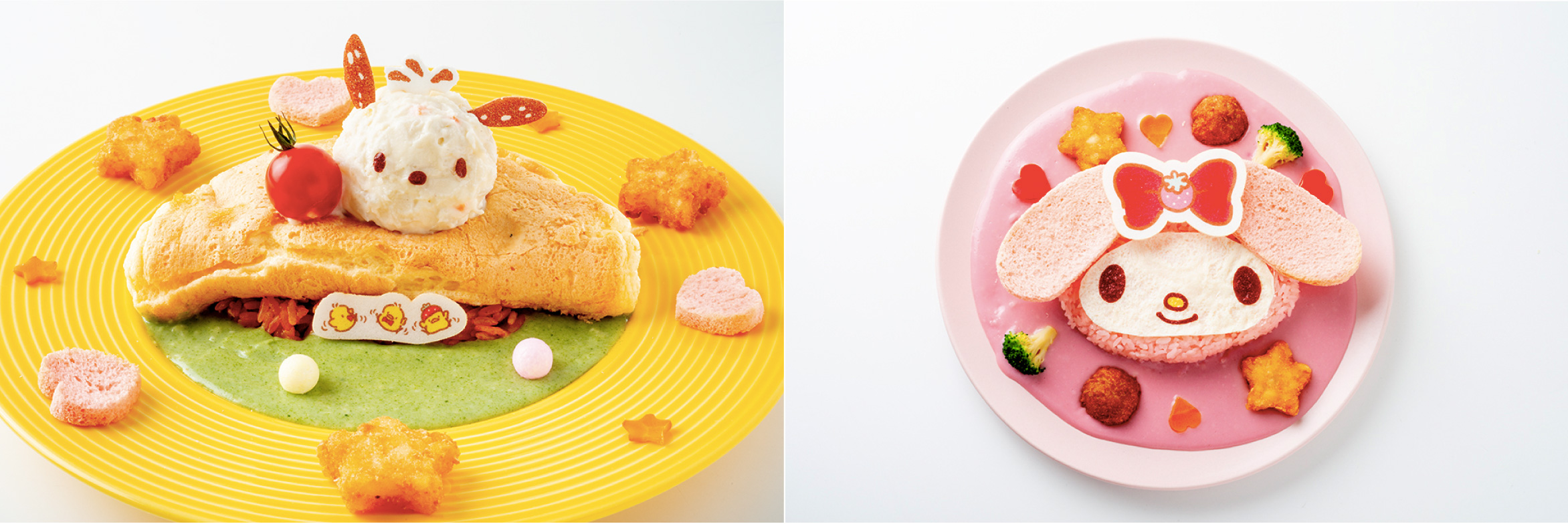 EGG&SPUMA-Sanrio-サンリオ-三麗鷗