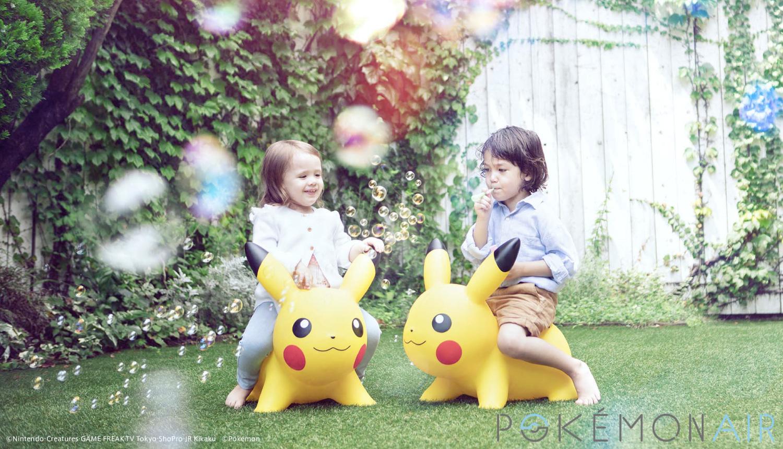 POKEMON-AIR(ポケモンエアー-ピカチュウ)-精靈寶可夢